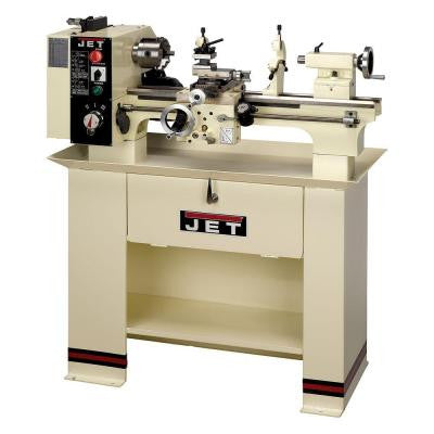 9 in. x 20 in. Metalworking Bench Lathe