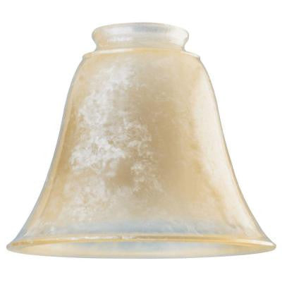 4-7/8 in. Antique Luminosity Bell with 2-1/4 in. Fitter and 5-7/8 in. Width