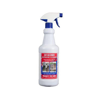 32 oz. Ready-To-Use 30-Seconds Outdoor Cleaner