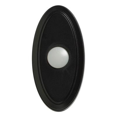 Wireless Door Bell Push Button - Black and White