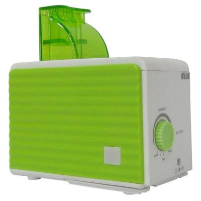 Ultrasounic Cool Mist Personal Humidifier - Green and White