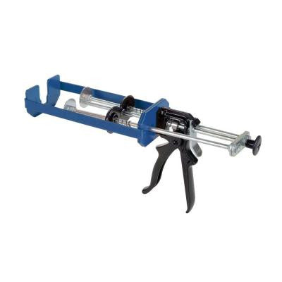 300 ml x 300 ml/300 ml x 150 ml/300 ml x 75 ml Dual Cartridge Extra Thrust Epoxy Applicator Gun