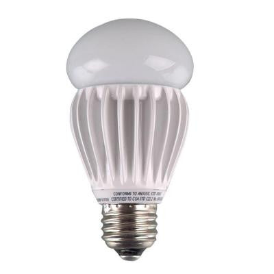 60W Equivalent Daylight (5000K) A19 Dimmable Omni Directional LED Light Bulb