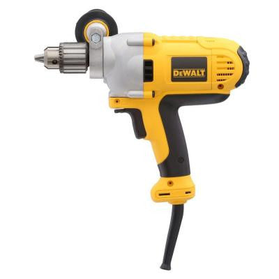 120-Volt 10.5 Amp 1/2 in. Corded Keyed Variable Speed Reversing Mid-Handle Drill