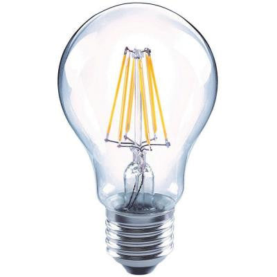 60W Equivalent Soft White A19 Filament Dimmable LED Light Bulb