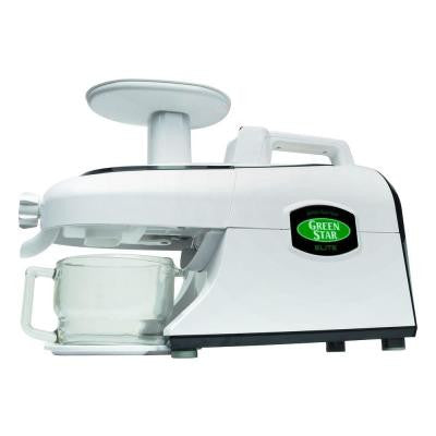 GSE-5000 Greenstar Elite Jumbo Twin Gear Masticating Juicer