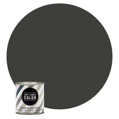 8 oz. #JLC113 Mud No-Gloss Ultra-Low VOC Interior Paint Sample