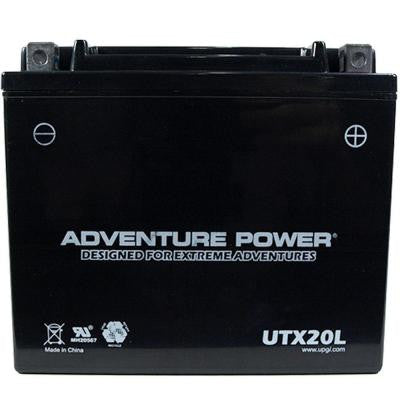 Sealed AGM 12-Volt 18 Ah Capacity D Terminal Battery