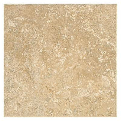 Fantesa Cameo 12 in. x 12 in. Glazed Porcelain Floor and Wall Tile (15 sq. ft. / case)