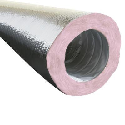EverClean 7 in. x 25 ft. HVAC Ducting - R8