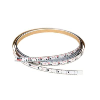 12 ft. x 1/2 in. Left Measuring Tape with English Units