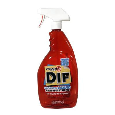 32 oz. DIF Fast Acting Wallpaper Remover Spray (Case of 12)
