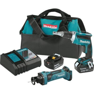 18-Volt LXT Lithium-Ion Cordless Combo Kit (2-Tool)