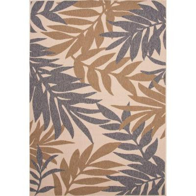 Handmade Birch 2 ft. x 3 ft. 7 in. Floral Accent Rug