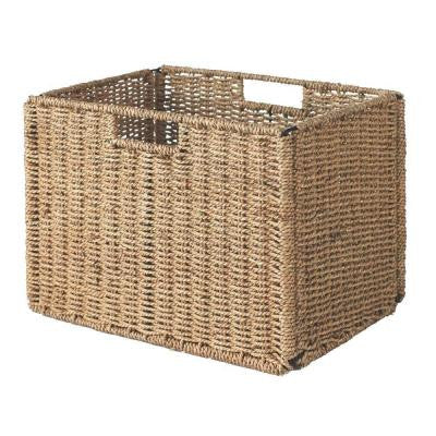 11 in. x 15 in. Bench Basket (Set of 2)