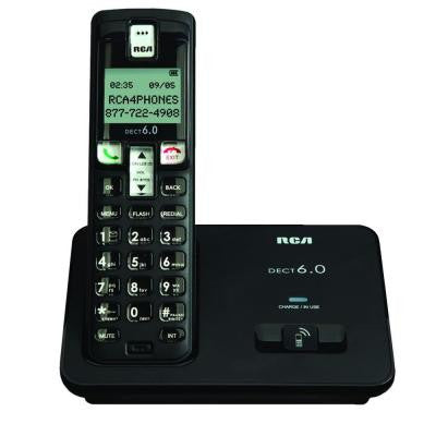 DECT 6.0 Cordless with Built-In Caller ID
