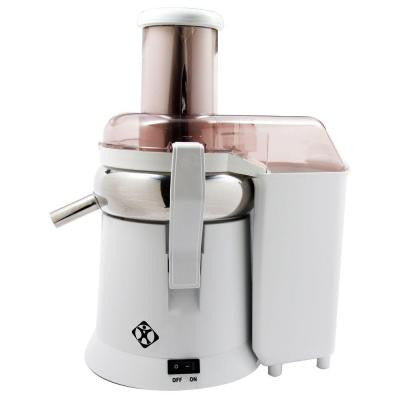Pulp Ejection XL Juicer in White