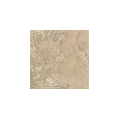 Stratford Place Willow Branch 6 in. x 6 in. Ceramic Bullnose Wall Tile