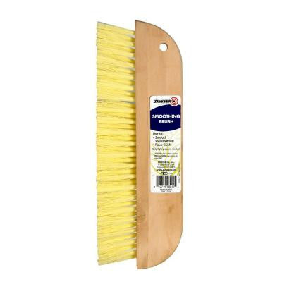 12 in. Flat Smoothing Bristle Brush (Case of 6)