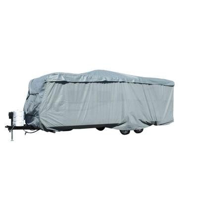 Globetrotter Toy Hauler Cover, Fits 21 to 24 ft.