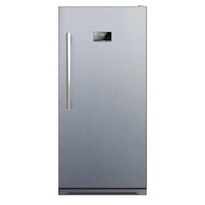 13.7 cu. ft. Frost Free Upright Freezer in Stainless Steel