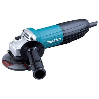 6-Amp 4-1/2 in. Paddle Switch Angle Grinder