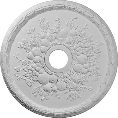 22-5/8 in. Grape Ceiling Medallion