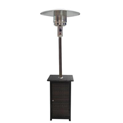 41,000 BTU Propane Patio Heater with Woven Base