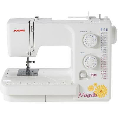 18-Stitch Magnolia Sewing Machine