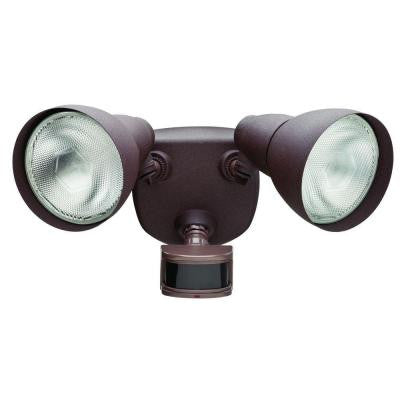 270-Degree Outdoor Rust Motion Security Light