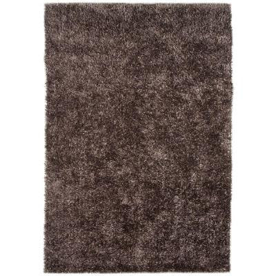 Hand Made Paloma 3 ft. 6 in. x 5 ft. 6 in. Solid Area Rug