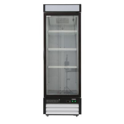X-Series 16 cu. ft. Single Door Merchandiser Refrigerator in White
