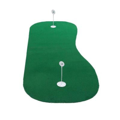 4 ft. x 8 ft. PRO Indoor and Outdoor Synthetic Turf Golf Practice Putting Green