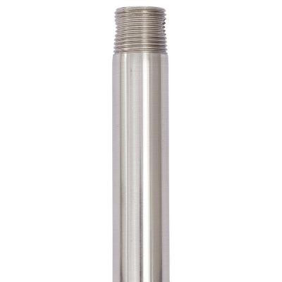 10 in. Brushed Nickel Replacement Downrod
