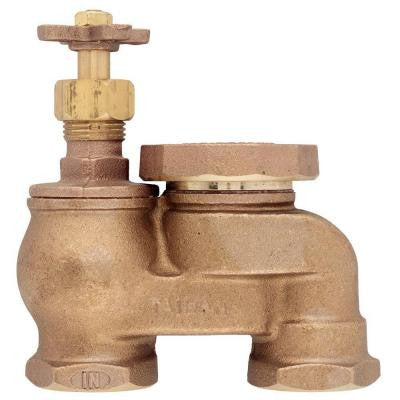 1 in. Brass Anti-Siphon Control Valve