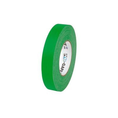 1 in. x 55 yds. Green Gaffer Industrial Vinyl Cloth Tape (3-Pack)