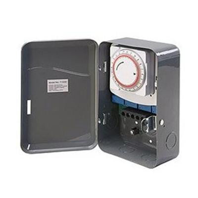40 Amp 125-Volt Double Pole Single Throw Mechanical Timer Switch