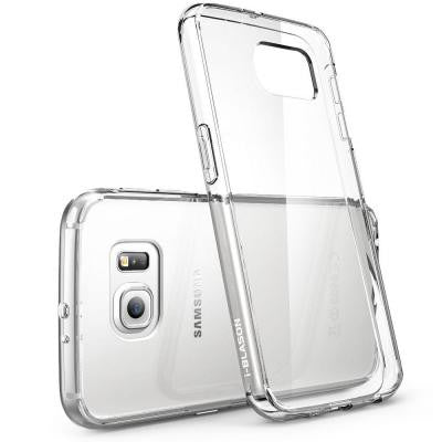 Halo Scratch Resistant Case for Samsung Galaxy S6 - Clear