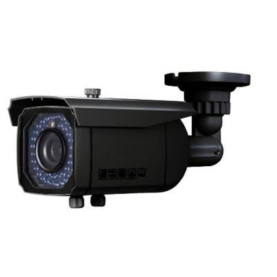 Wired Weatherproof 520TVL Indoor/Outdoor Box Camera with 98 ft. Night Vision