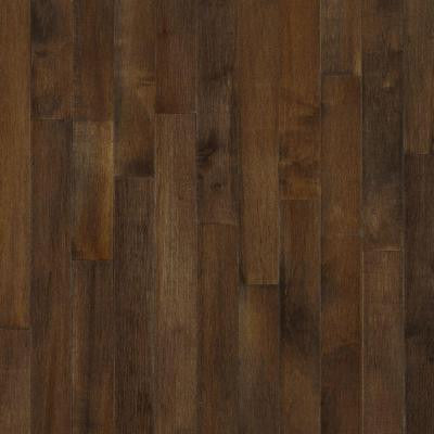 American Originals Carob Maple 3/4 in. Thick x 2-1/4 in. Wide x Random Length Solid Hardwood Flooring (20 sq. ft. /case)