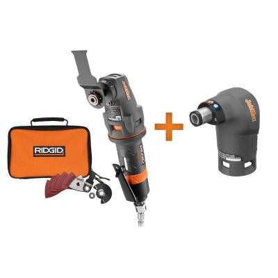 Pneumatic JobMax Multi-Tool Kit with Free Autohammer Attachment