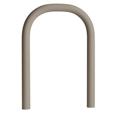 12 in. x 18 in. x 12 in. Adobe PVC Hand Rail Handicap Loop