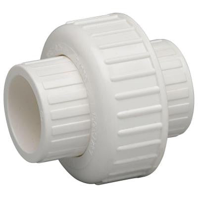1-1/2 in. PVC Slip x Slip Union