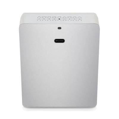 EcoPure HEPA System Air Purifier in Silver