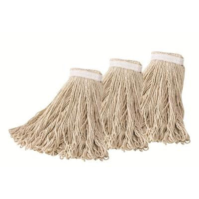 #24 Looped-End Mop Heads (3-Pack)