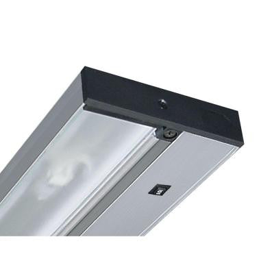 Pro-Series 22 in. Brushed Silver Halogen Under Cabinet Light