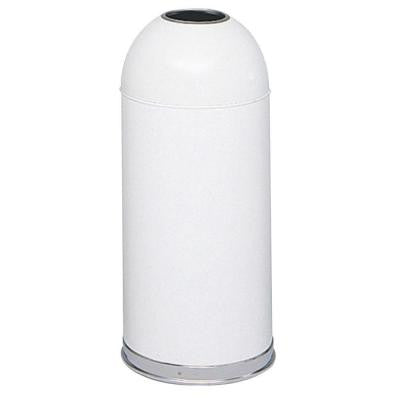 15 Gal. Open Top Dome Waste Receptacle