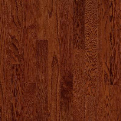 Natural Reflections Oak Cherry 5/16 in. Thick x 2-1/4 in. Wide x Random Length Solid Hardwood Flooring (40 sq. ft./case)