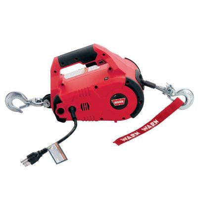 110-Volt AC PullzAll Hand-Held Electric Portable Pulling and Lifting Tool