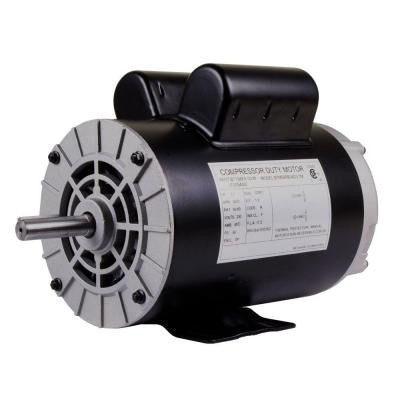 Replacement 230-Volt Motor for Husky Air Compressor